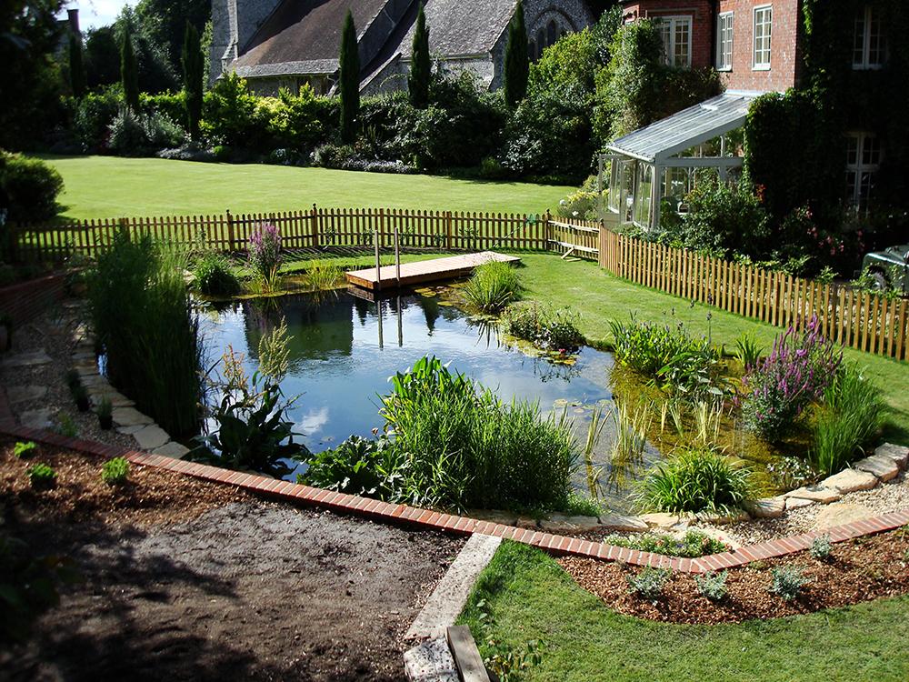 Garden Pond Designs