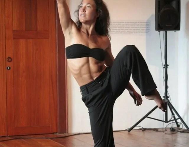 bailarina Paloma
