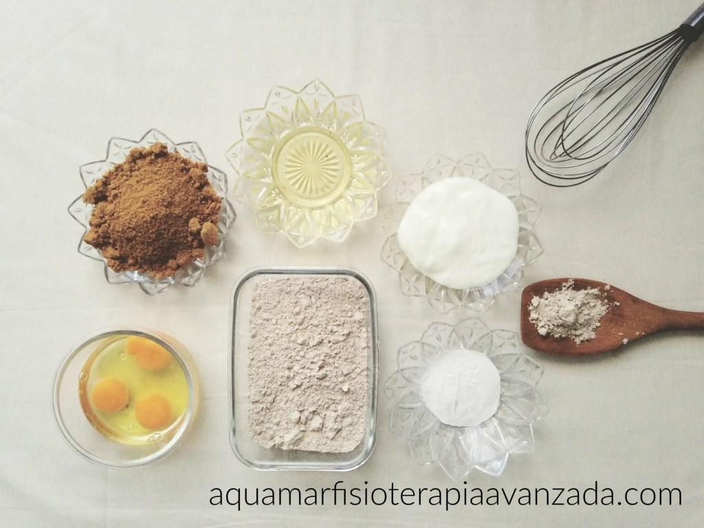 receta queque de gofio