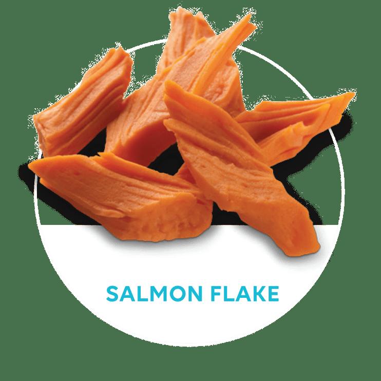 Surimi Salmon Flake