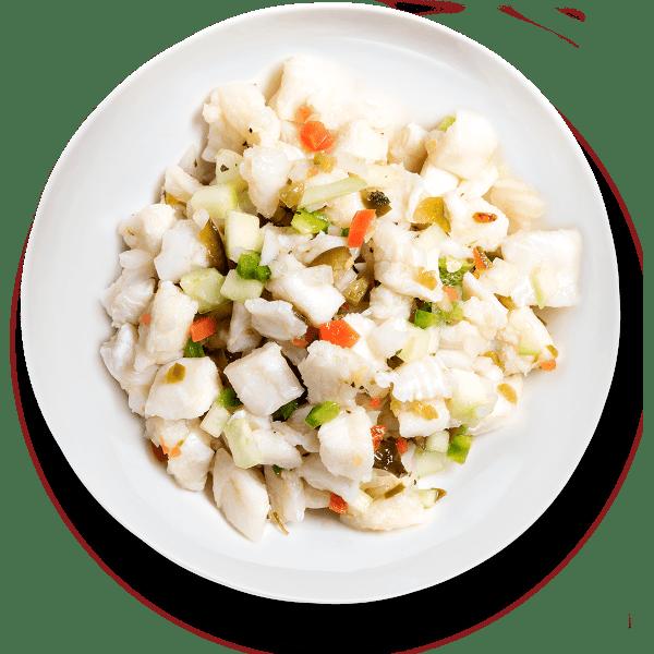Surimi Ceviche