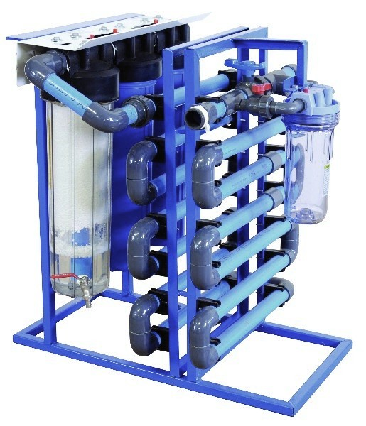 Borehole System Filtration
