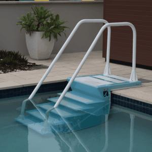 ADA Easy Stair® | Pool Stairs | ADA Equipment | Aquamentor