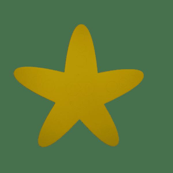 "Chuck the Starfish 16"" Foam Mat   Foam Mats & Swim Aids   Aquamentor"