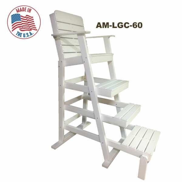 "Lifeguard Chair 60"" | Lifeguard Chairs | Lifeguard | Aquamentor"