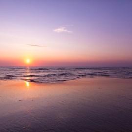 ciel rose la Tranche sur mer