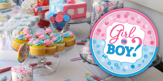 Throwing a Baby Shower Party