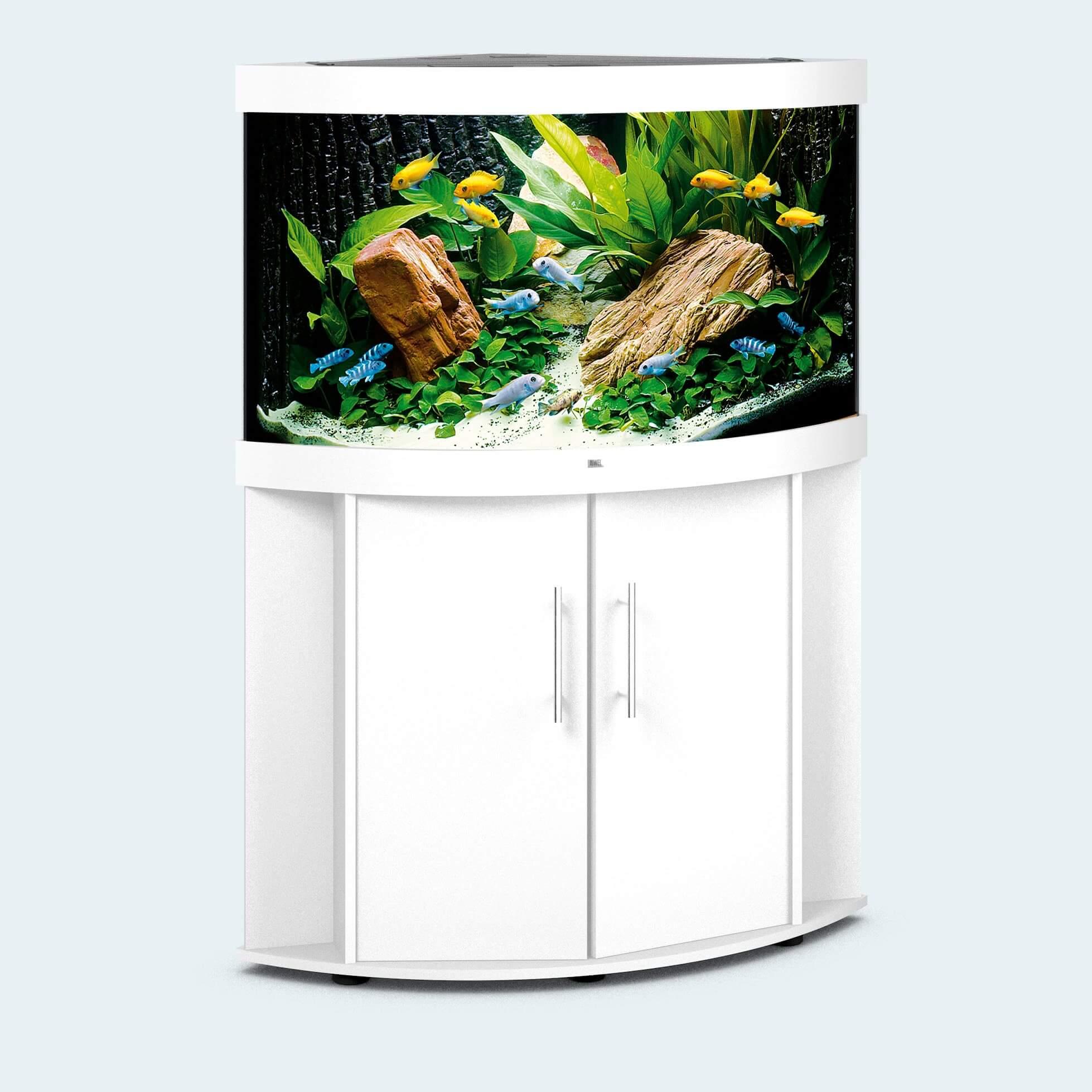 aquarium juwel trigon 190 led blanc