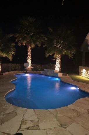 Swimming Pool Lighting for Your New Pool - Aquamarine Pools ...