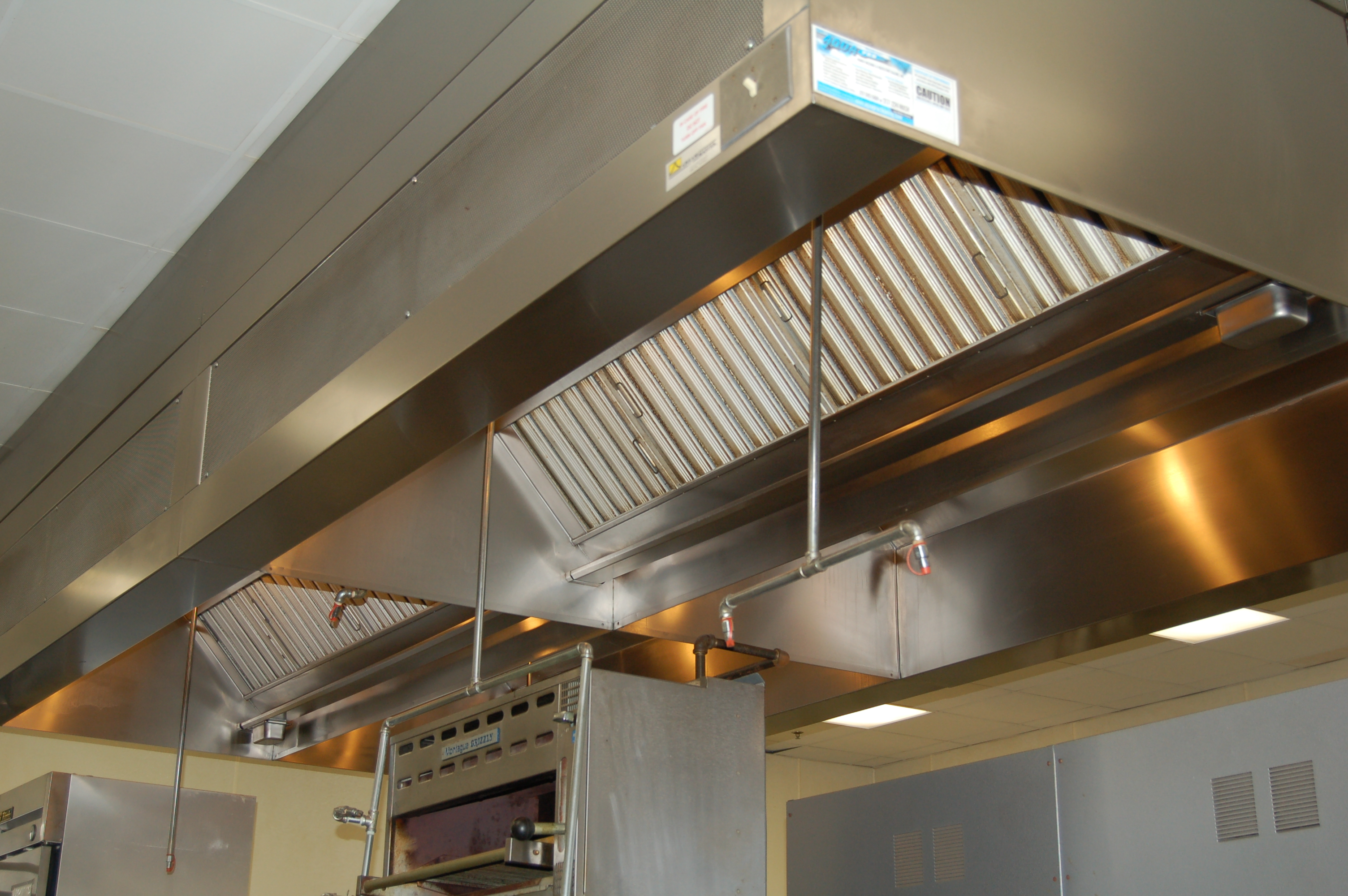 commercial kitchen ventilation cast iron sinks for sale services aqua pro cleaning