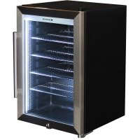 Mini Fridge Glass Door