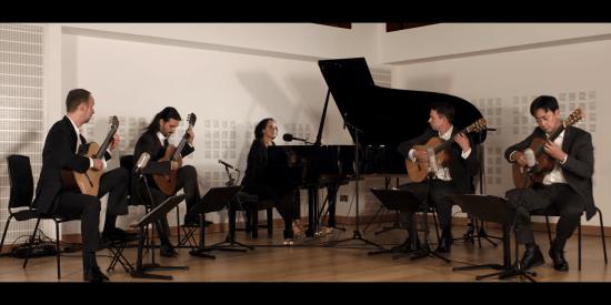 'Blackbird' with Clarice Assad