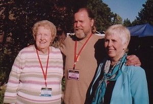 Mary Rodwell, Dolores Cannon, and James Gilliland