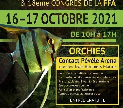 Congrès FFA 2021 : 16-17 Octobre 2021