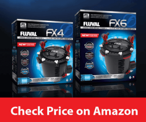 Fluval FX6 Price and Fluval FX4 Price
