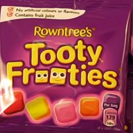 Tooty Frooties No Gelatine Artificial Colours Or Flavours
