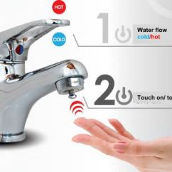 Best Inexpensive Kitchen Faucet Cherry Cabinets Water Saving Devices | Aquasave