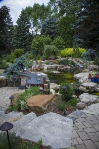 The Ultimate Backyard Oasis - Aquascape, Inc.