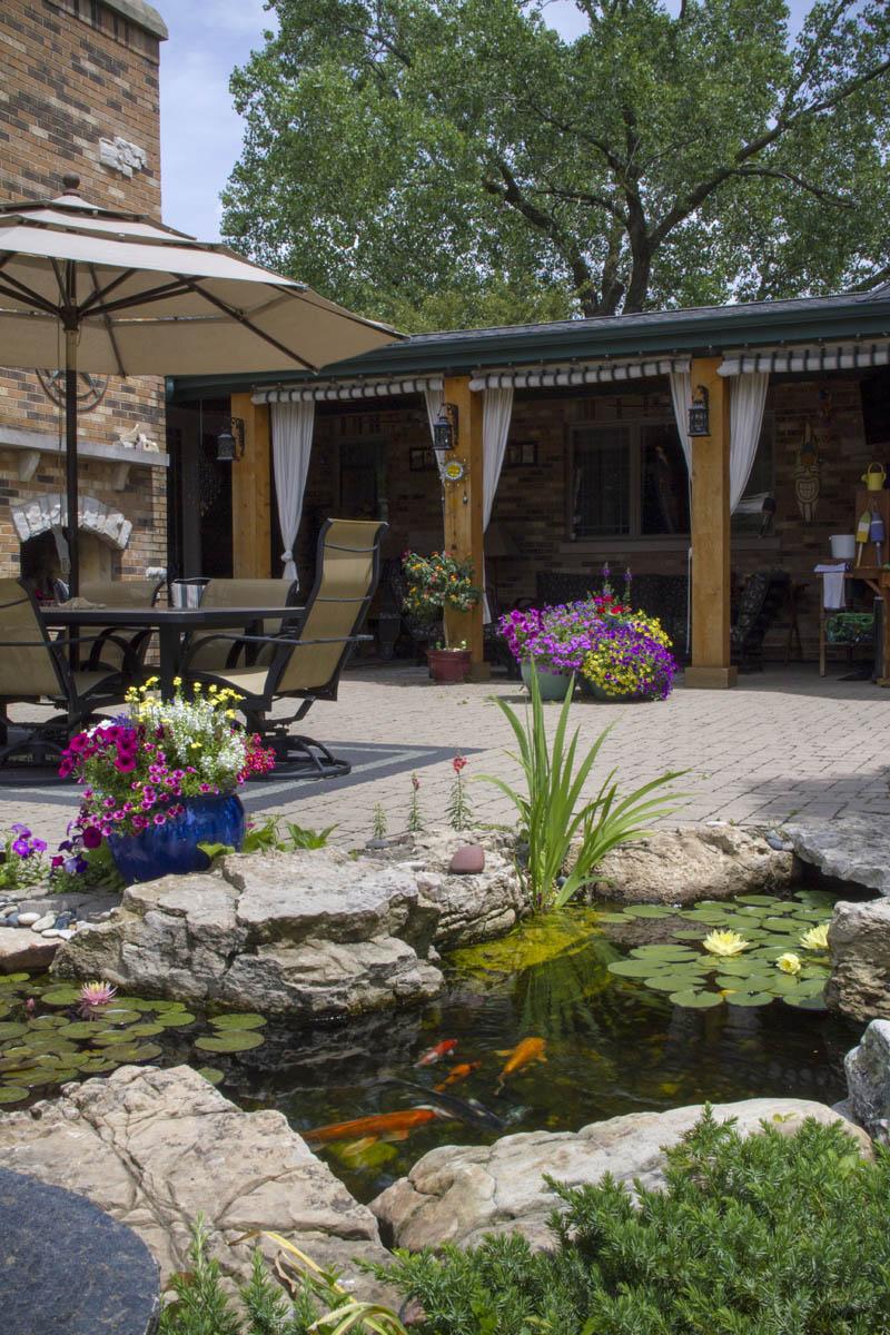 backyard garden oasis – aletablog