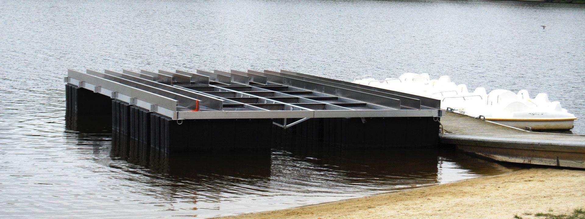 La Construction Dune Maison Flottante Aquashell