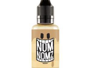 Nom Nomz - Captains Custard Peanut Butter 30ml