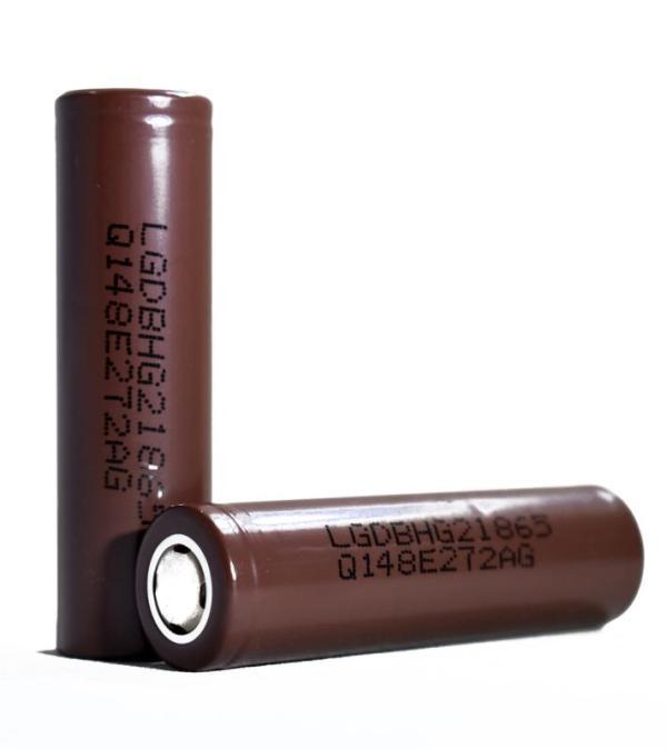Bateria LG HG2 20A 3000mAh