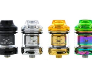 Atomizador Oumier Wasp Nano RTA 2ml 23mm
