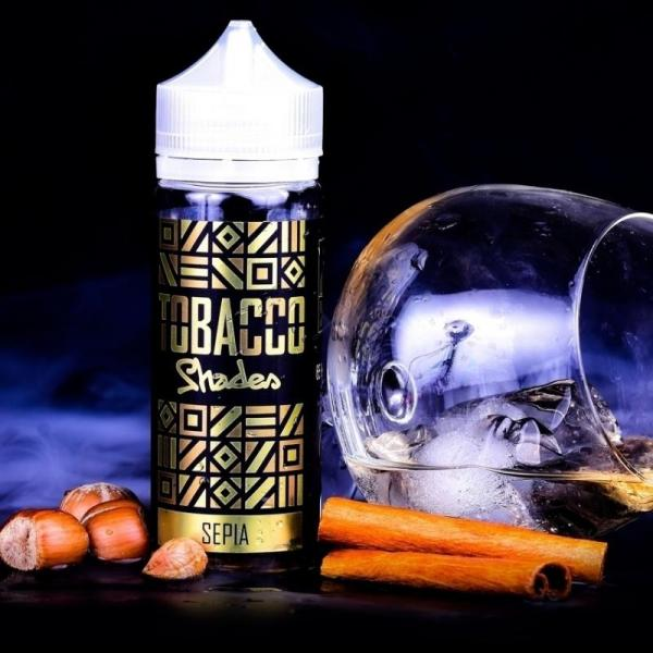 Tobacco Shades Sepia 100ml 0mg