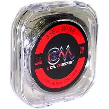 Coil Master SS316L 26AWG