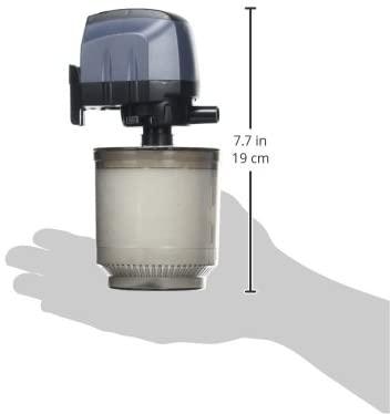 aquael aqua szut turbo n750 internal filter