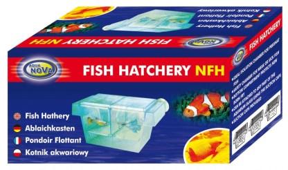 aqua nova fish hatchery