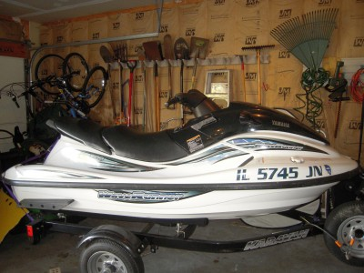 2001 Yamaha XL800 WaveRunner GP 800 cc PWC for sale