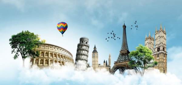 Top 6 Photo worthy European destinations AquaSoft