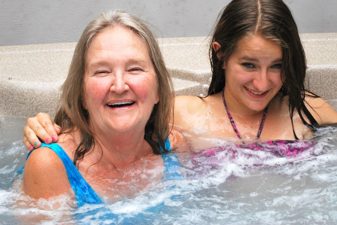 How Your Hot Tub Can Help You Keep Your New Year's Resolutions