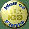 Aqua Hall of Fame