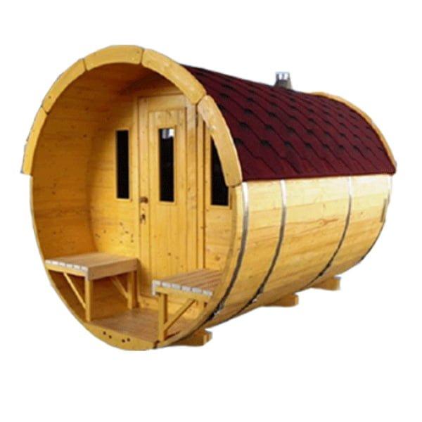 Barrel Sauna 3.5