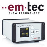 Aquasyn partners with class leading EM-TEC to provide precision non-contact flow sensing in single-use systems.