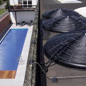 Blozoen zonnecollector
