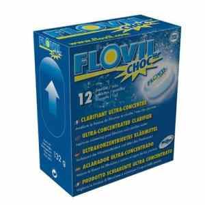 Flovil shock flocculant