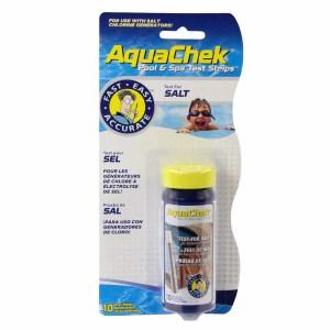 aquachek zout teststrips