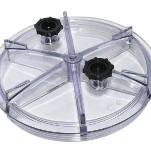 Lacron filter deksel