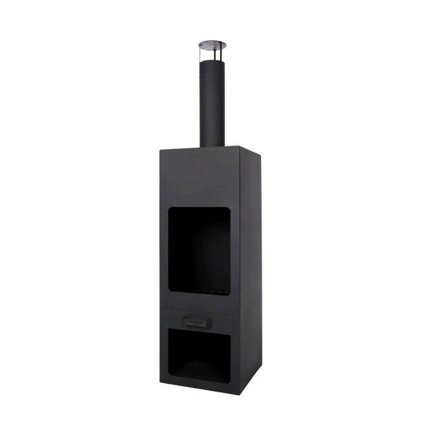 Vuurhaard Fireplace Jersey XXL BLACK