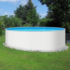 AQT metalen zwembad