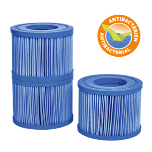 Anti-bacterie patroon filter