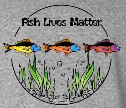 Fish Lives Matter Logo