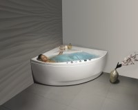 Aquatica Olivia-Wht HydroRelax Jetted Bathtub (US version ...