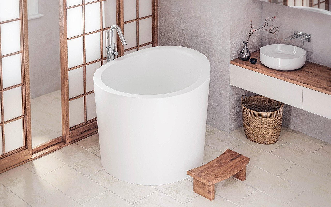 Nine Small Freestanding Baths For Petite Bathrooms