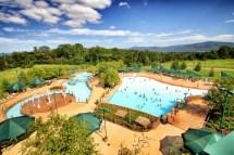 Massanutten Resort Water Park Slides