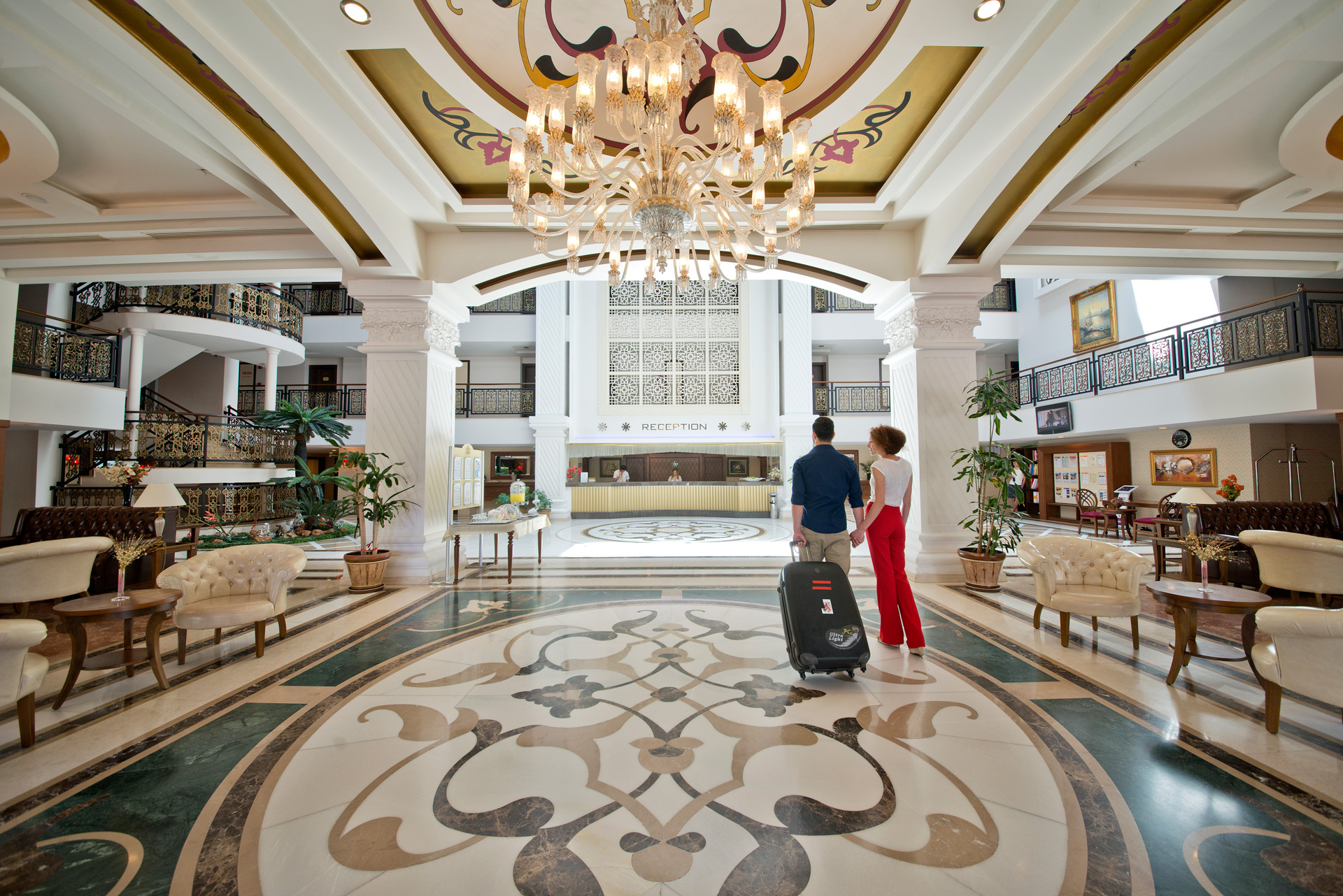 Hotel Aydinbey Kings Palace  Spa Side 5