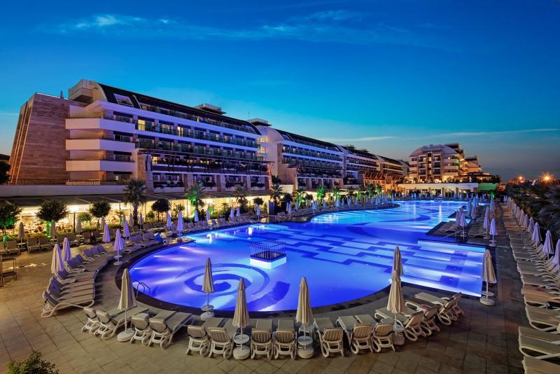 Hotel Crystal Waterworld Resort  Spa Belek 5